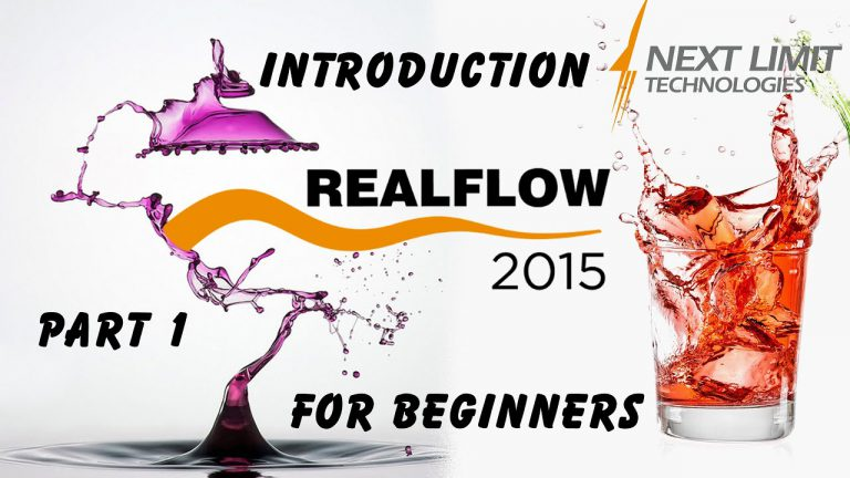 0:01 / 6:38 Introduction Tutorial Part 1 | Realflow 2015 for beginner