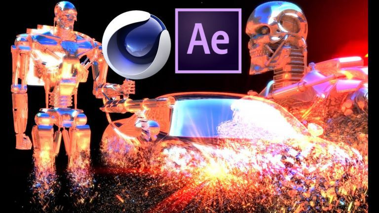 Preview of new tutorial | Convert 3D Objects to Particles | Cinema 4D + After Effects