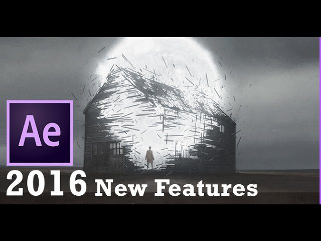 After Effects 2016 (CC 2015.3 Release June 2016) New Features