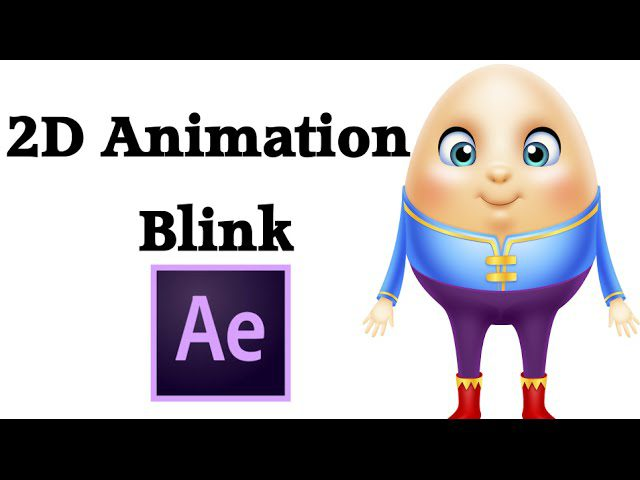 Blink 2D Animation Tutorial | Adobe After Effects