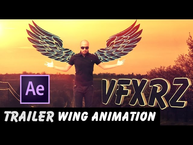 Wing Animation Tutorial | Trailer | After Effects