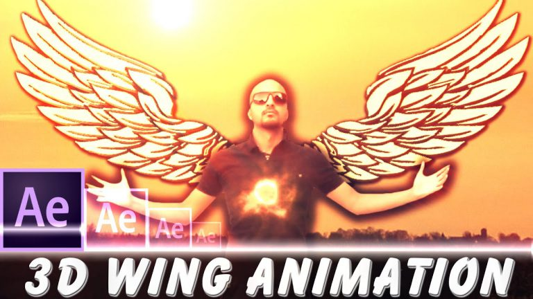 Wing Animation Tutorial | Element 3D V2.2 | After Effects
