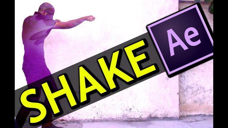 Shake & Wiggle Tutorial | Adobe After Effects