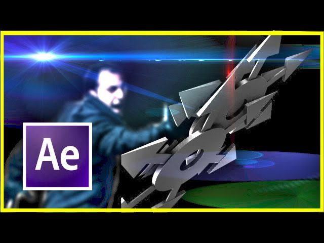 Throw Shuriken Tutorial | After Effects + Cinema 4D + Element 3D