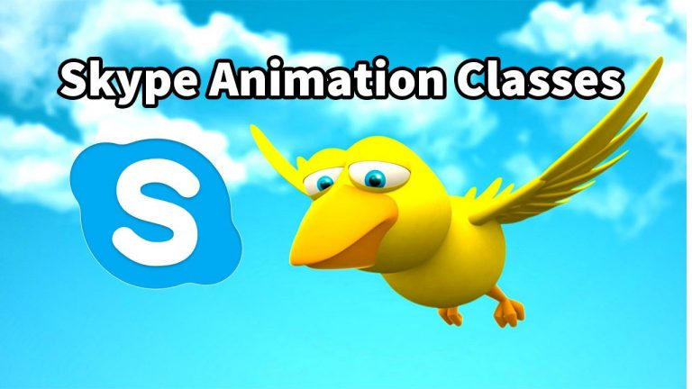 Learn Animation And VFX in Live Classes on Skype | Skype Animation Lessons