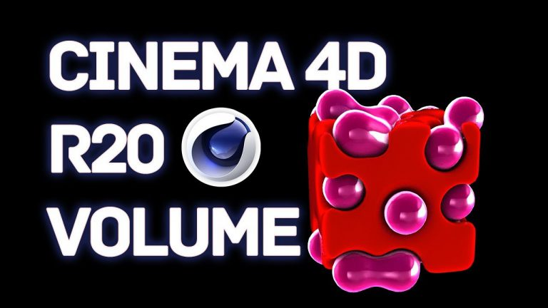 Cinema 4D R20 New Volume Feature