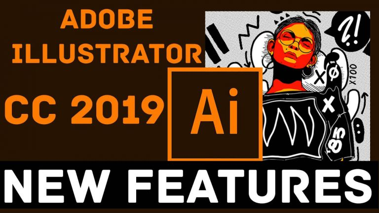 Adobe Illustrator 2019 New Features