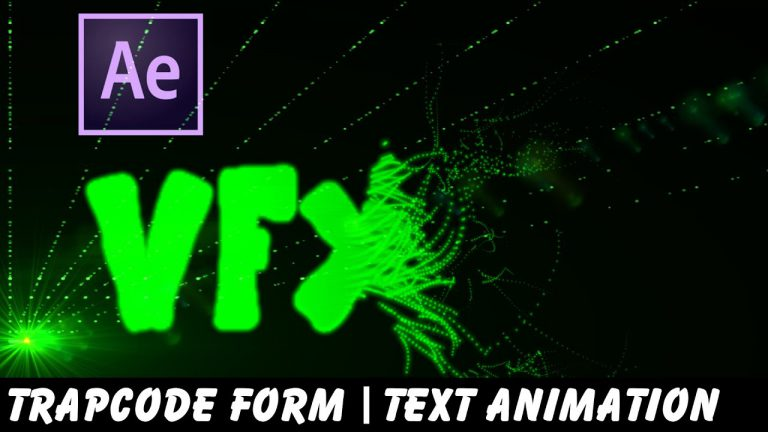 Tutorial Amazing Text Animation with Trapcode Form   Reference Tutorial After Effects CC 2015