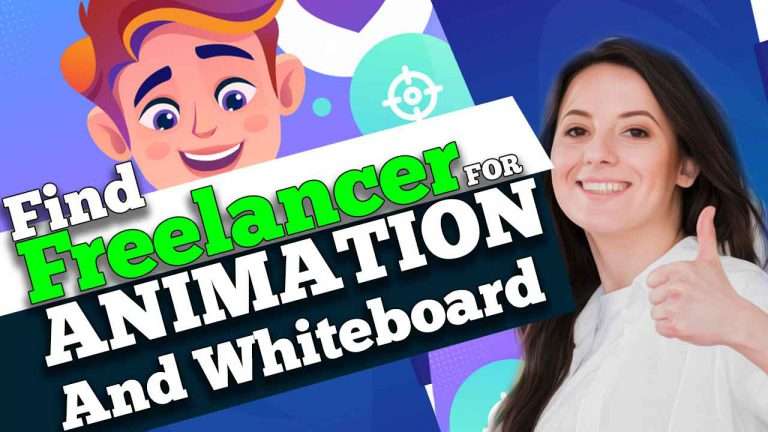 freelancers for animation and whiteboard